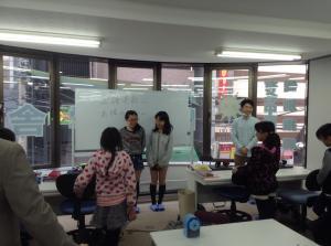 千代田区立九段中学合格者