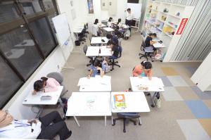 明利学舎教室