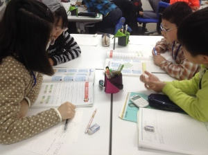 親子特別授業フォローアップ授業開催報告