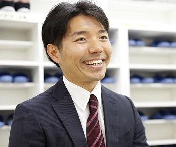 副塾長 兼 公立中高一貫受検責任者 鈴木利明講師